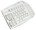 Goldtouch Adjustable Keyboard - tented