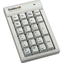 Goldtouch Numeric Keypad for Mac - white model