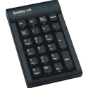 Goldtouch Numeric Keypad for Mac - black model