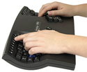 Advantage Contoured Keyboard - Closer placement of function keys