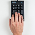 Mechanical Keypad for PC - In Use