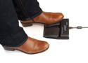 Savant Elite2 Dual Action Foot Pedal - Relaxed Foot Position