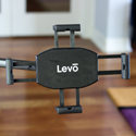 LEVO Dual Clamp Tablet Cradle Expanded