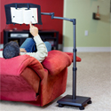 LEVO G2 Book Holder Floor Stand - Just Lie Back and Relax