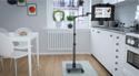 LEVO G2 Book Holder Floor Stand - In the Kitchen
