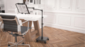 LEVO G2 Book Holder Floor Stand - Office or Study