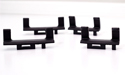 LEVO G2 Deluxe Tablet Stand - Pro Clamp Accessory  (replacement  tabs for Model #33768)