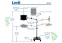 LEVO G2 Deluxe Tablet Stand - Versatile Adjustment
