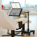 LEVO Rolling Laptop Workstation