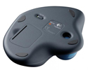 M570 Wireless Trackball - bottom view