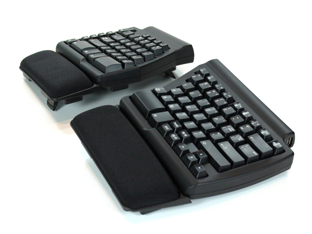 Ergo Pro Keyboard By Matias Ergocanada Detailed