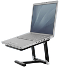 iFold Portable Stand with Laptop