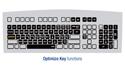 Optimizer Keyboard - optimize key functions