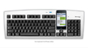 Matias Standard One Keyboard for iPhone and MAC