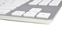 Matias Wired Aluminum Tenkeyless Keyboard (Mac) - Tenkeyless layout