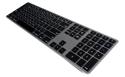 Wireless Aluminum Keyboard - Space Gray