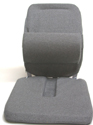 Cutout Sacro-Ease Seat Support