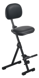 GIGCHR Foldable Sit-Stand Chair