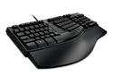 Microsoft Natural Elite Keyboard - angled view