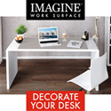 Imagine Work Surface