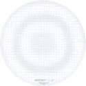 WowPad Circular Mousing Surface #8DGW55 - White Battery Saver