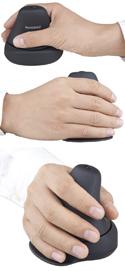Rockstick2 Mouse - Ambidextrous Design