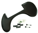 Mousetrapper Armrest for Flexible with Hardware Kit