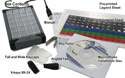 X-Keys XK-24 Programmable Keypad - What is Included