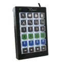 X-Keys XK-24 Programmable Keypad (Black & White)