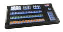 XKE-128 with our video switcher acrylic keys set