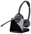 Plantronics CS520 Wireless Binaural Headset System