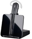 Plantronics CS540 Wireless Office Headset System - Headset on Base