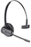 Plantronics CS540 Wireless Office Headset System - Headset (over the head mode)