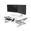 DeskRite 100 - Dual Monitor Capabilities