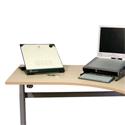 Posturite Board Writing Platform / Document Holder - on desk