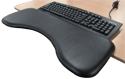 Posturite Keyboard Rest with Keyboard