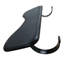 Posturite Keyboard Rest Clamp-free Mounting System