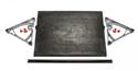 Posturite TriRite Adjustable Footrest - requires minimal assembly