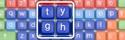 Clevy SimplyWorks Wireless Keyboard  - Orthogonal Key Layout
