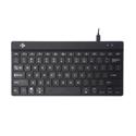R-Go Compact Break Ergonomic Keyboard - Layout