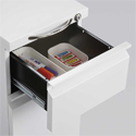 Steel Mini Pedestal - Storage Drawer