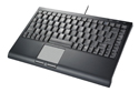 Compact Mini-Keyboard with Touchpad