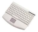 Compact -Touch Keyboard - White