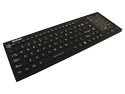 Solidtek Waterproof Keyboard with Dual-Function numeric keypad