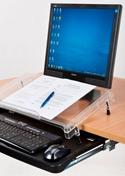 Microdesk Regular, Stepped Configuration