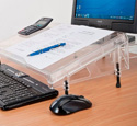 Microdesk, Standard Configuration